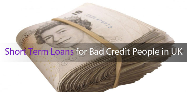 Short-Term-Loans-for-Bad-Credit-People-in-UK
