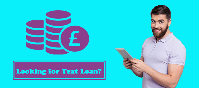 text loans