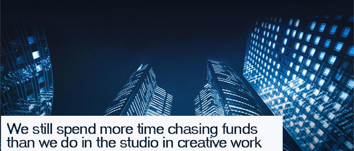 Grab The Funds to Open Up The Door of CREATIVE Industry