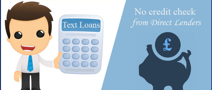 Are Text Loans A Good Invention? Things that Add Up in Favour