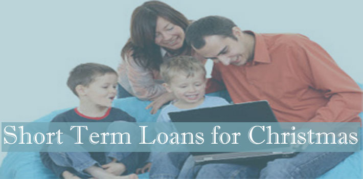 short term christmas loans