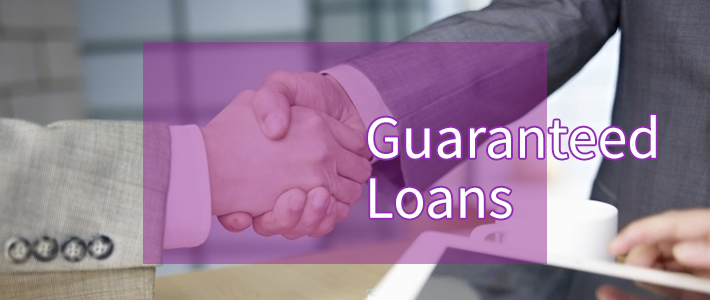 Guaranteed loans UK