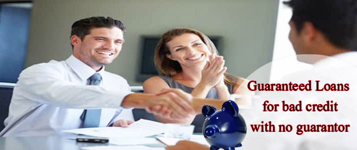 loans bad credit no guarantor