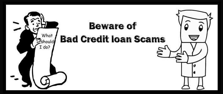 How Lenders Misguide You While Offering Bad Credit Loans?