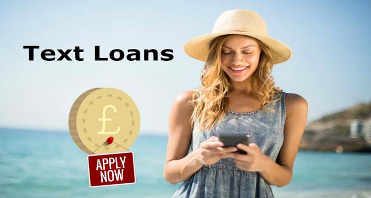 Apply for Text Loans