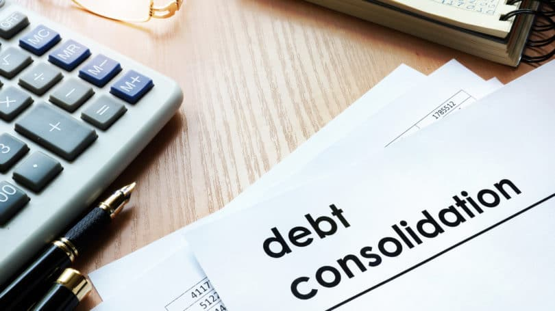 benefits of debt consolidation loans
