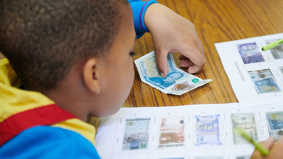Impact of Money Badge from Scout on Young Children